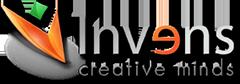 Projektowanie stron internetowych, foldery, ulotki, znaki firmowe - Invens.pl
