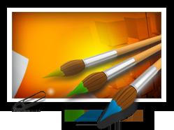 Grafika i reklama - projekty i opracowanie grafiki, folderów, logo, identyfikacja wizualna